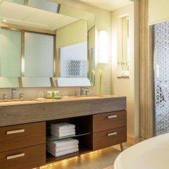 Отель Hilton Dubai Al Habtoor City ванная фото 2