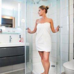 Отель Holiday Club Heviz Венгрия, Хевиз - отзывы, цены и фото номеров - забронировать отель Holiday Club Heviz онлайн ванная фото 2
