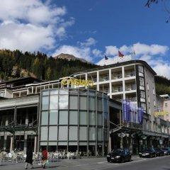 Отель Europe Швейцария, Давос - отзывы, цены и фото номеров - забронировать отель Europe онлайн