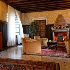 Отель La Meridiana интерьер отеля