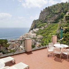 Отель Residence Villa Rosa Италия, Равелло - отзывы, цены и фото номеров - забронировать отель Residence Villa Rosa онлайн балкон