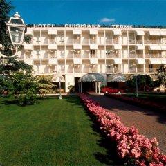 Отель Quisisana Terme Италия, Абано-Терме - отзывы, цены и фото номеров - забронировать отель Quisisana Terme онлайн