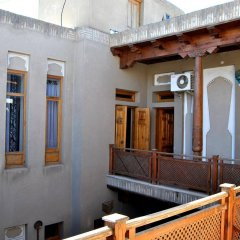 Ziyobaxsh Hotel балкон