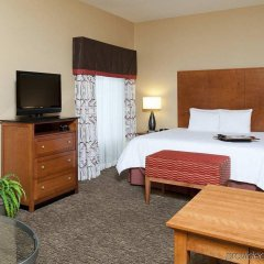 Отель Hampton Inn & Suites Columbus-Easton Area комната для гостей фото 2