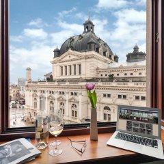 Гостиница Panorama Hotel Украина, Львов - 4 отзыва об отеле, цены и фото номеров - забронировать гостиницу Panorama Hotel онлайн балкон
