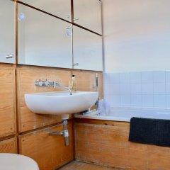 Апартаменты 2 Bedroom Apartment in Belsize Park Лондон ванная