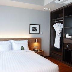 Отель Double A Южная Корея, Сеул - отзывы, цены и фото номеров - забронировать отель Double A онлайн сейф в номере