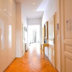 Апартаменты Vienna Residence Spacious & Tasteful Apartment in the 3rd District Вена интерьер отеля