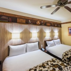 Disney's Hotel Cheyenne комната для гостей фото 3