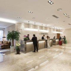 Отель Loisir Hotel Seoul Myeongdong Южная Корея, Сеул - 3 отзыва об отеле, цены и фото номеров - забронировать отель Loisir Hotel Seoul Myeongdong онлайн интерьер отеля фото 2