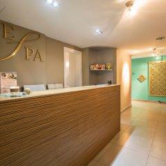 Отель Vrissiana Beach Hotel Кипр, Протарас - 1 отзыв об отеле, цены и фото номеров - забронировать отель Vrissiana Beach Hotel онлайн спа фото 3