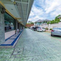 Отель Grandprapa Place Таиланд, Бангкок - отзывы, цены и фото номеров - забронировать отель Grandprapa Place онлайн парковка