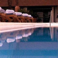 Отель Hyatt Regency Galleria Residence Dubai бассейн фото 2