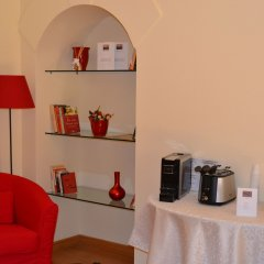 Отель I Prati di Roma Suites питание