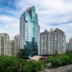 Отель Holiday Inn Shenzhen Donghua Китай, Шэньчжэнь - отзывы, цены и фото номеров - забронировать отель Holiday Inn Shenzhen Donghua онлайн фото 3