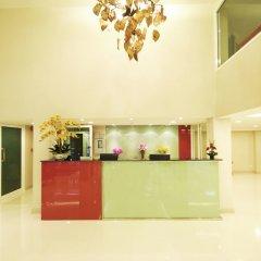 Отель Bangkok Loft Inn Бангкок ванная