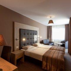 Отель Villa Royale Hotel Бельгия, Брюссель - 3 отзыва об отеле, цены и фото номеров - забронировать отель Villa Royale Hotel онлайн комната для гостей фото 3