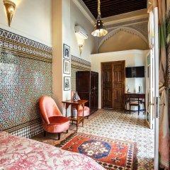 Отель Dar El Kebira Salam Марокко, Рабат - отзывы, цены и фото номеров - забронировать отель Dar El Kebira Salam онлайн балкон