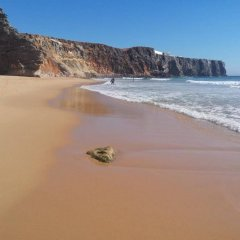 Отель Atlantic Sagres пляж фото 2