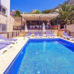 Villa Galeri Турция, Патара - отзывы, цены и фото номеров - забронировать отель Villa Galeri онлайн бассейн фото 2
