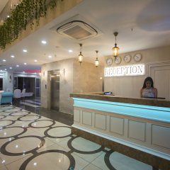 Sultanoglu Hotel & Spa интерьер отеля