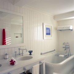 Round Hill Hotel & Villas ванная