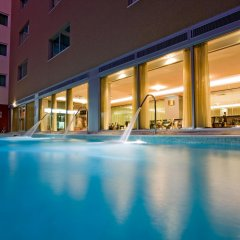 Отель Monte Gordo Apartamento And Spa Монте-Горду бассейн фото 2