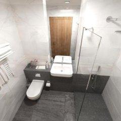 Гостиница Белый Песок в Анапе 7 отзывов об отеле, цены и фото номеров - забронировать гостиницу Белый Песок онлайн Анапа ванная