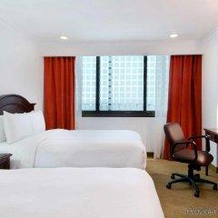 Отель Hilton Mexico City Airport Мехико комната для гостей фото 3