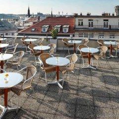 Отель Novotel Praha Wenceslas Square питание
