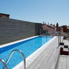 Отель Catalonia Barcelona 505 Испания, Барселона - 8 отзывов об отеле, цены и фото номеров - забронировать отель Catalonia Barcelona 505 онлайн бассейн