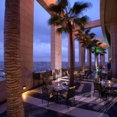 Отель Le Royal Hotels & Resorts - Amman питание