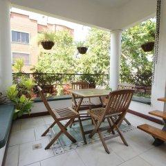 Отель Casa Miraflores Колумбия, Кали - отзывы, цены и фото номеров - забронировать отель Casa Miraflores онлайн балкон