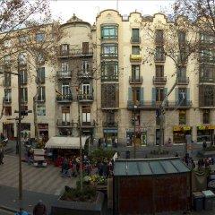 Отель Hostal Flores Барселона спа