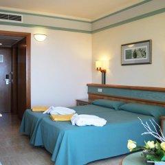 Hotel Exagon Park Club & Spa комната для гостей