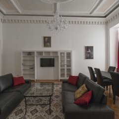 Отель Heart of Vienna Luxury Residence Вена комната для гостей фото 2