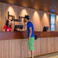 Отель Bunk Backpackers интерьер отеля