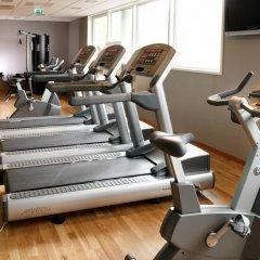 Отель Scandic Europa фитнесс-зал