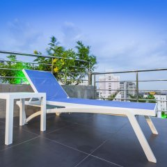 Roseland Sweet Hotel & Spa балкон