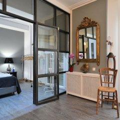 Апартаменты Plaka Elegant Apartment комната для гостей фото 2