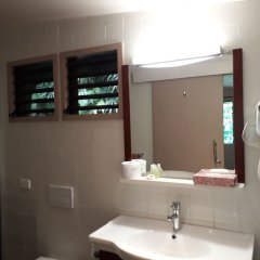 Отель Colo-I-Suva Rainforest Eco Resort Вити-Леву ванная фото 2