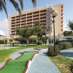 Отель Prestige Goya Park Испания, Курорт Росес - отзывы, цены и фото номеров - забронировать отель Prestige Goya Park онлайн спортивное сооружение