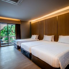 Отель Thanthip Beach Resort комната для гостей фото 2