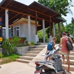 Отель Lanta Intanin Resort Ланта парковка