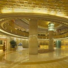 Radisson Blu Hotel Shanghai New World бассейн