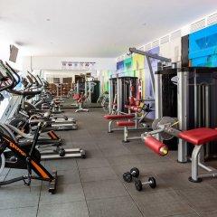 Hotel Best Jacaranda фитнесс-зал
