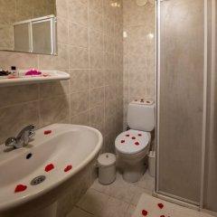 Kapadokya Stonelake Hotel Турция, Гюзельюрт - отзывы, цены и фото номеров - забронировать отель Kapadokya Stonelake Hotel онлайн ванная