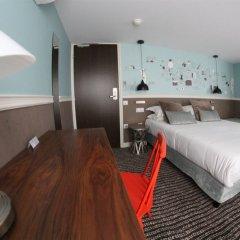 Отель Hôtel des 3 Poussins Франция, Париж - 3 отзыва об отеле, цены и фото номеров - забронировать отель Hôtel des 3 Poussins онлайн удобства в номере