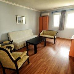 Hanedan Beach Hotel Турция, Фоча - отзывы, цены и фото номеров - забронировать отель Hanedan Beach Hotel онлайн комната для гостей фото 3
