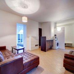 Апартаменты Stn Apartments Near Hermitage Стандартный номер с различными типами кроватей фото 2